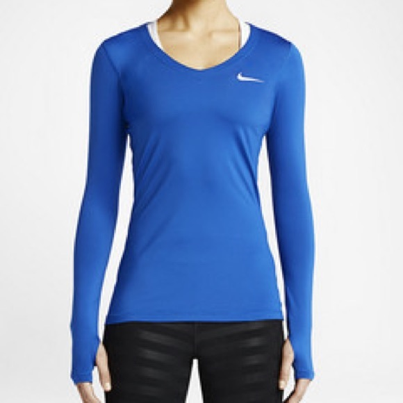 0642e4875 Nike pro women's long sleeve dri-fit. M_5ac4f6032ae12f3348ae3bfb